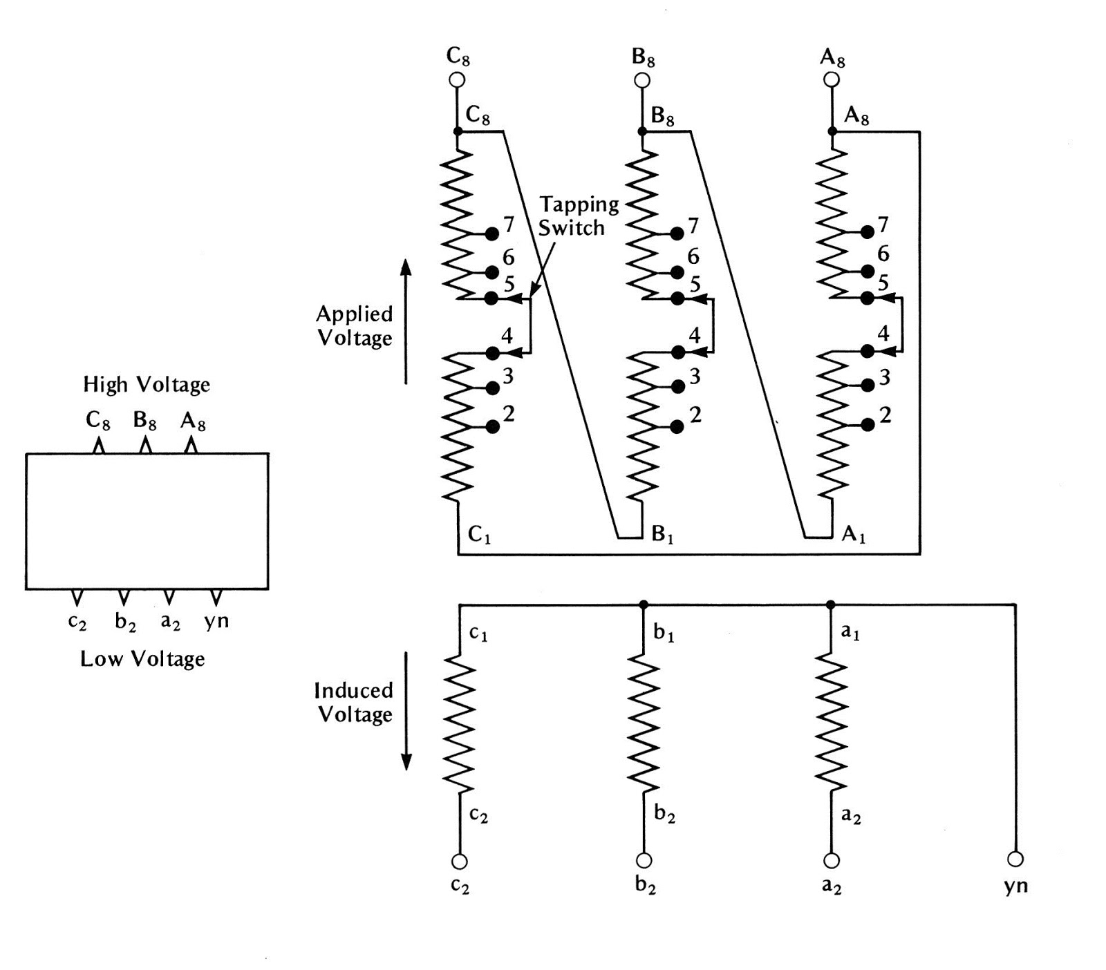 [TO_4678] Distribution Transformer Wiring Diagram Wiring
