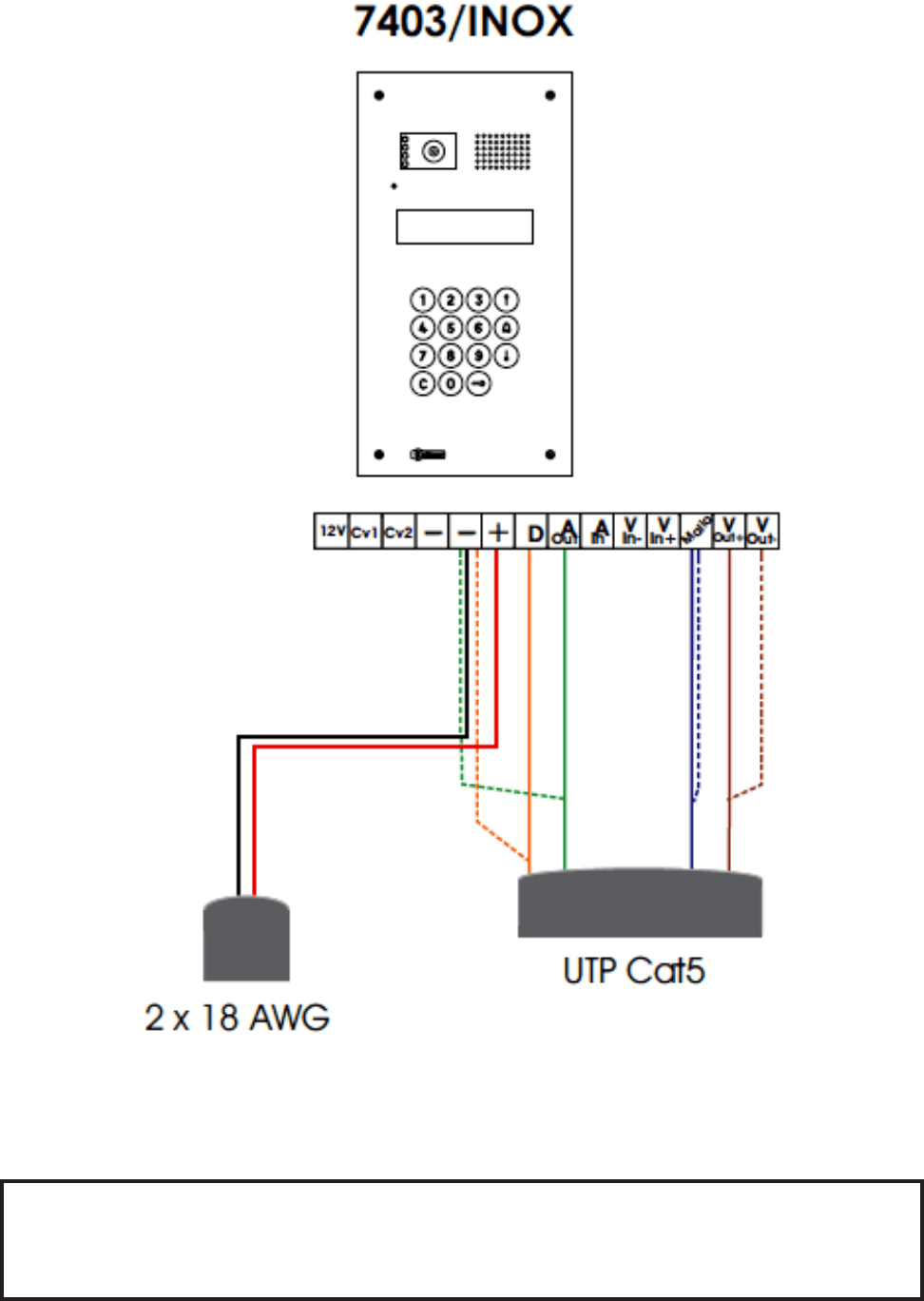 [WX_3798] Golmar Intercom Wiring Diagram Wiring Diagram