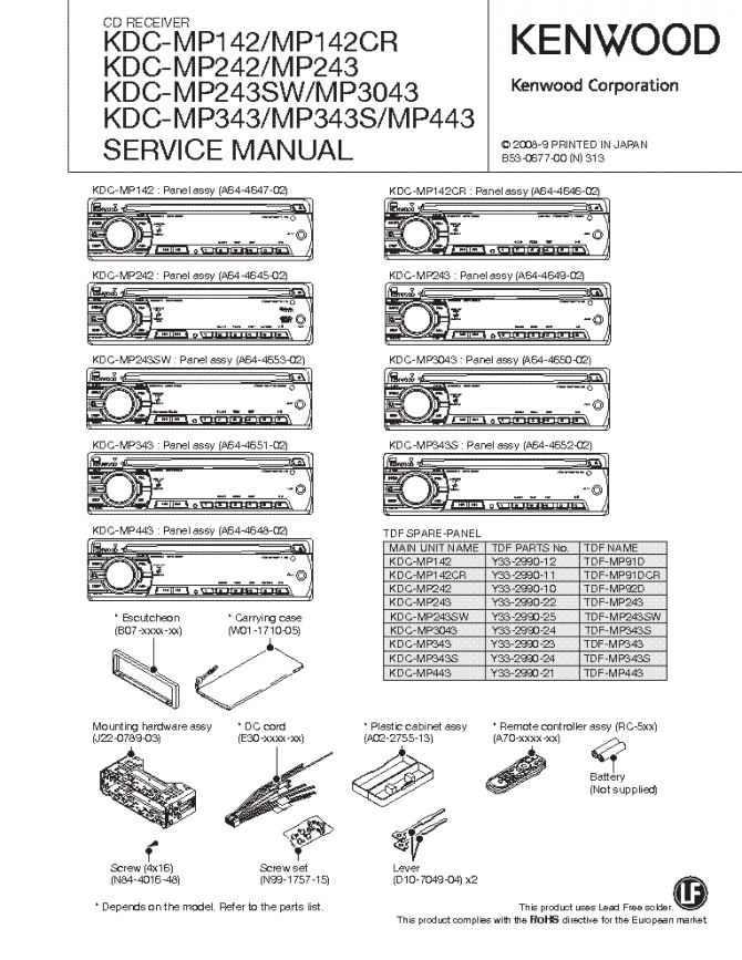 kenwood kdc 2011s wiring diagram  chevy avalanche radio