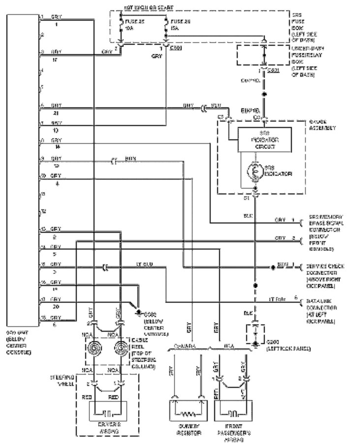 [OX_9779] Wiring Diagram Honda Civic 2004 Schematic Wiring
