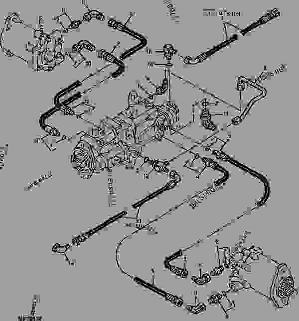48+ John Deere 7775 Wiring Diagram