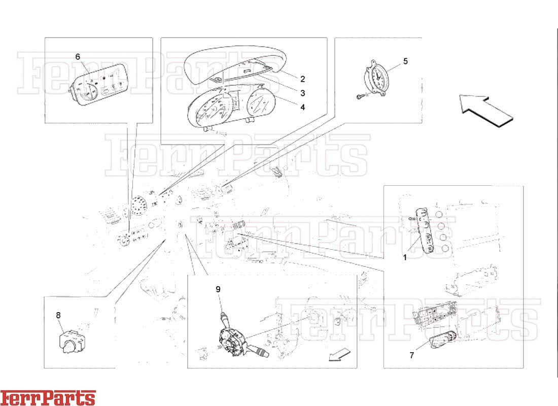 [AC_9434] Wiring Diagram 2010 Maserati Granturismo Free
