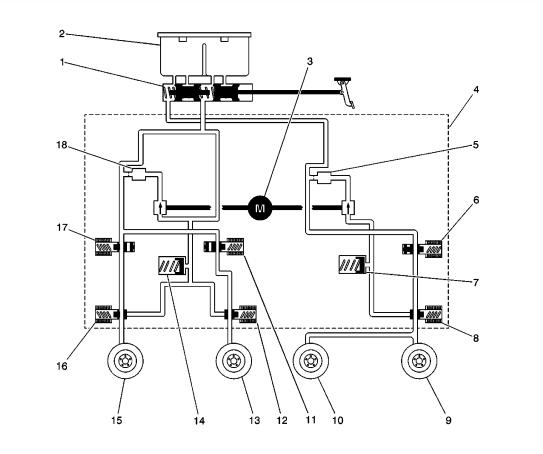 [XK_9627] Chevy Truck Brake System Diagram Download Diagram