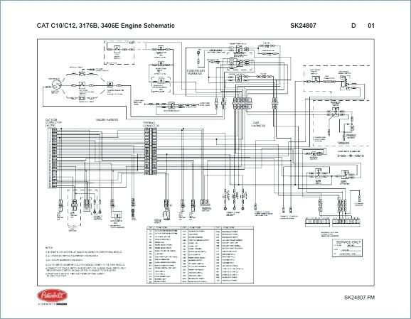 [DH_1702] Diagram Together With Cat 3126 Ecm Wiring