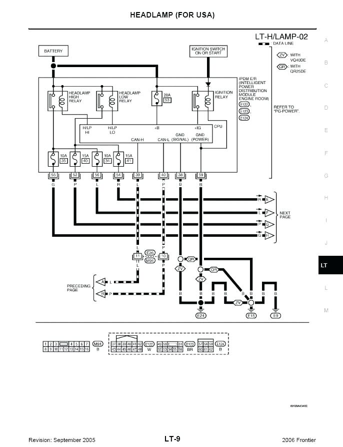 [ZX_9305] Wiring Diagram For Radio 2006 Nissan Armada Get