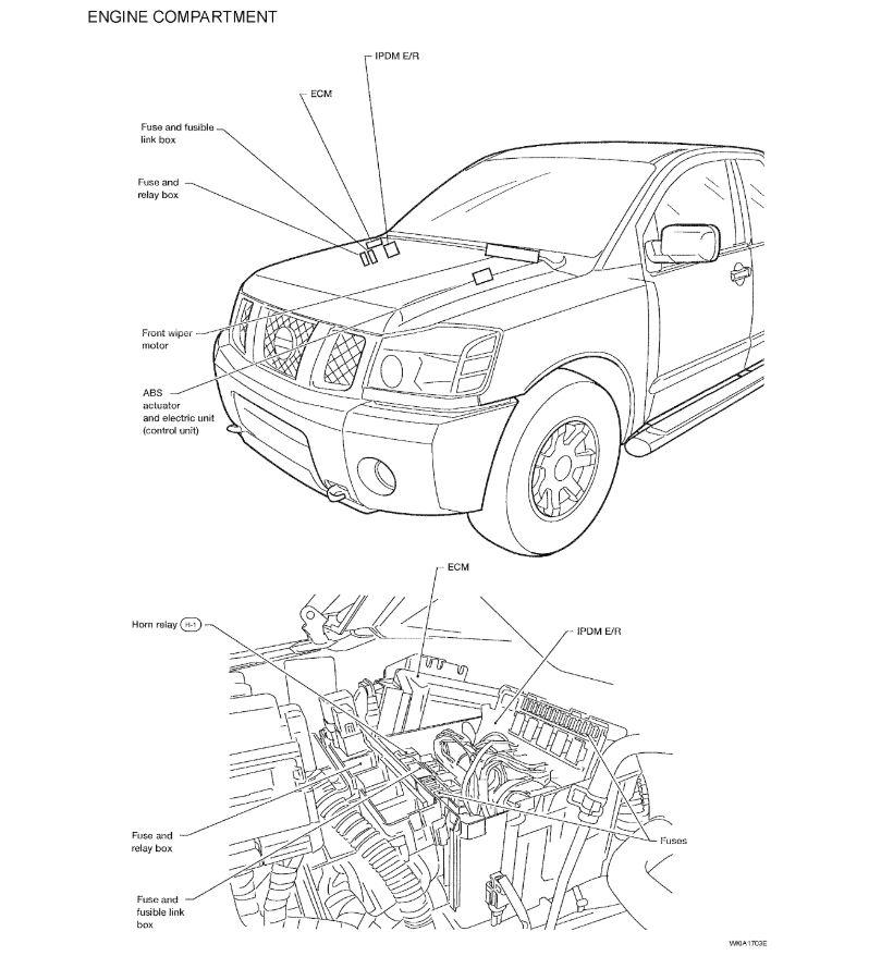 [LL_3854] 2005 Nissan Armada Fuse Diagram Download Diagram