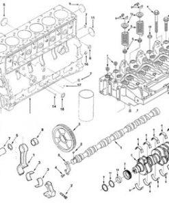 [OY_9538] 1992 Cummins Fuel System Diagram Free Diagram
