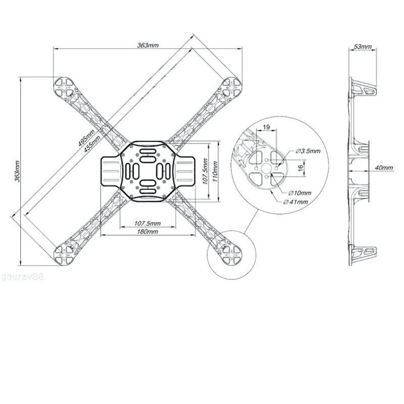 [YC_4431] Circuit Diagram For Quadcopter Free Diagram