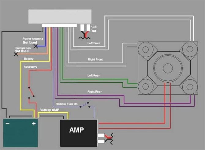 sony head unit wiring diagram cdx  thomas buses wiring