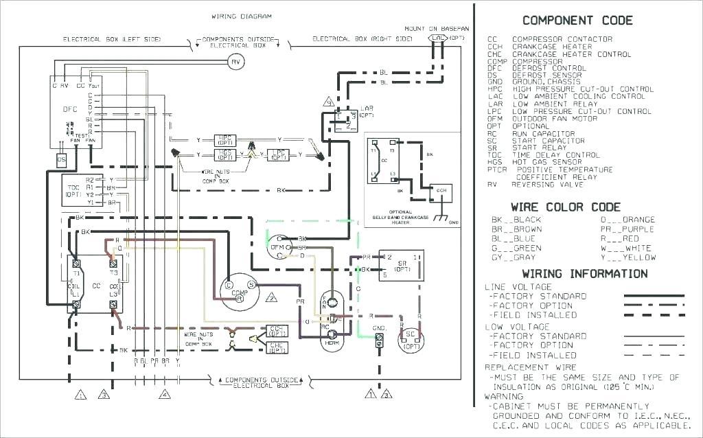 Rheem Blower Motor Wiring Diagram