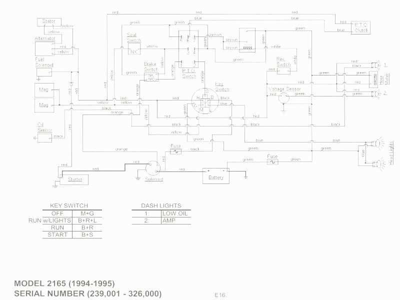Cub Cadet 2166 Wiring Diagram Collection