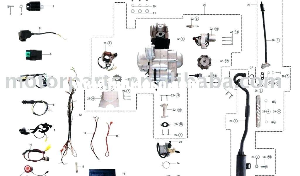 [BA_4027] Roketa 250 Gk 19 Dune Buggy Wiring Diagram