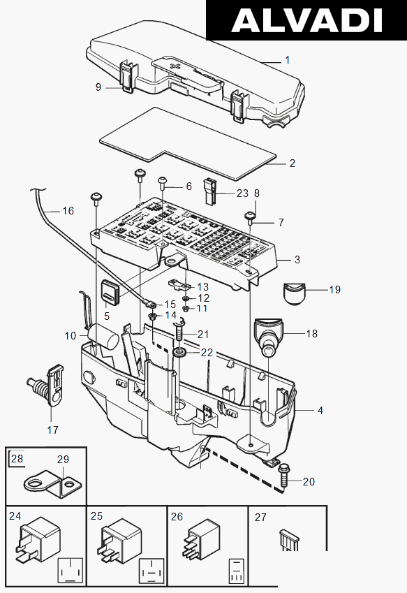 [OY_6671] Volvo V70 Fuse Box Diagram On 2006 Volvo Xc90