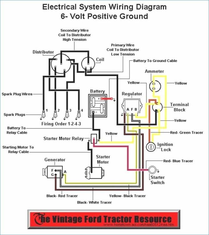 1948 ford 8n 6 volt wiring  description wiring diagrams www