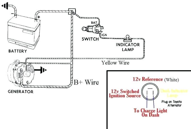 Mitsubishi Alternator Wiring Diagram Pdf : Diagram Toyota