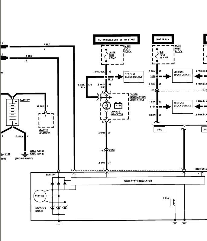 [SE_3993] Gmc Alternator Wiring Diagram Free Diagram