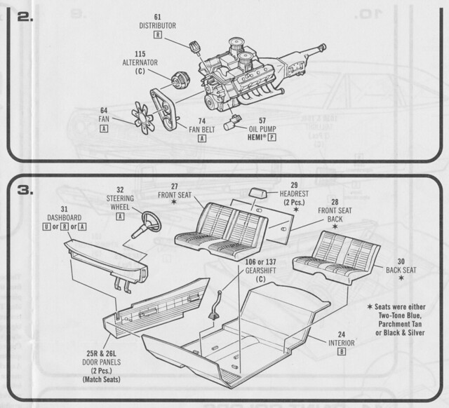 [VA_4002] 1969 Plymouth Road Runner Wiring Diagram