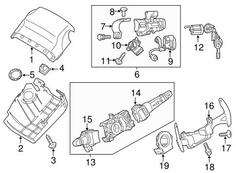 [ZH_9706] 2011 Mitsubishi Outlander Sport Engine Diagram