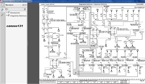 HOW TO Read Wiring Diagram Vauxhall Combo Van