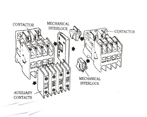 [KY_0598] 2 Pole Contactor 120V Coil Wiring Diagram