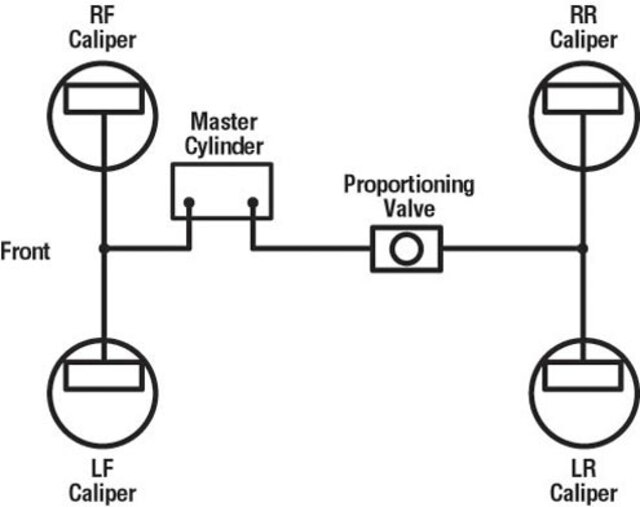 [LX_0394] Wiring Diagram For Brake Proportioning Valve
