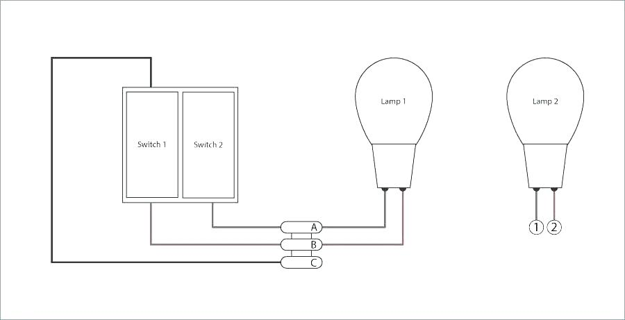 Wiring Diagram Gallery: Loop Light Switch Wiring Diagram