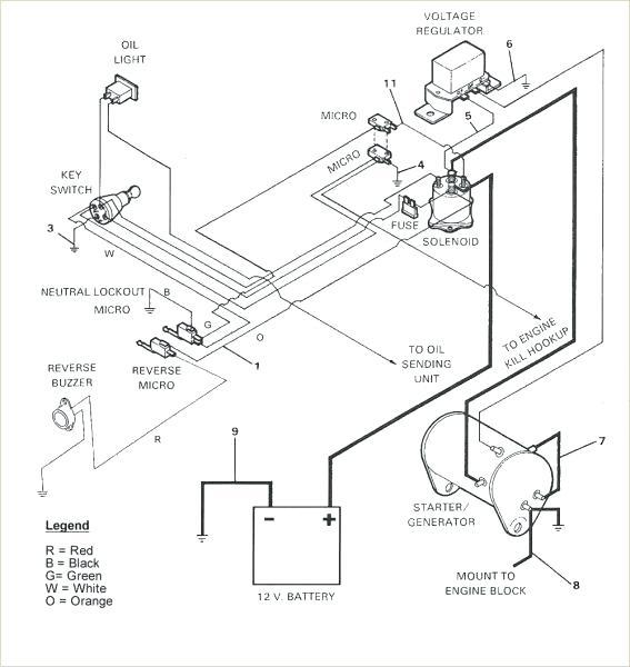 [WR_1056] Model 412 Melex Golf Cart Wiring Diagram Wiring