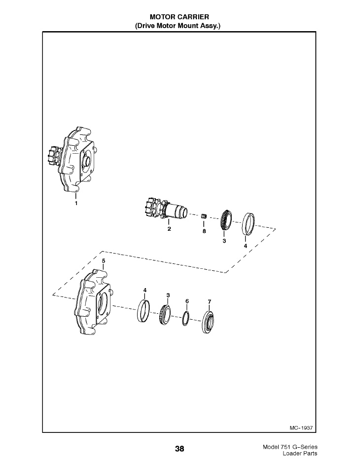 [EN_1658] Bobcat 773 Parts Diagram Engine Free Diagram