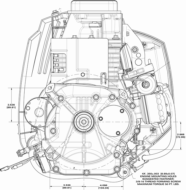 [AK_4396] Briggs Amp Stratton Engine Schematics Schematic