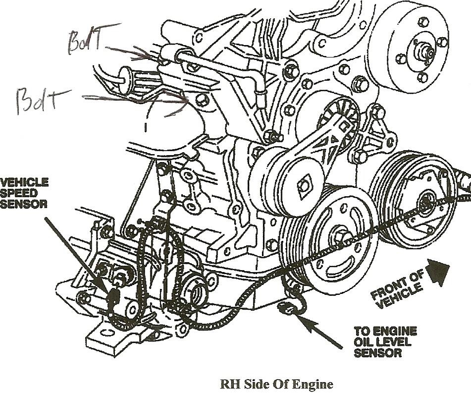 98 Chevy Lumina Wiring Diagram : 1998 Lumina Engine