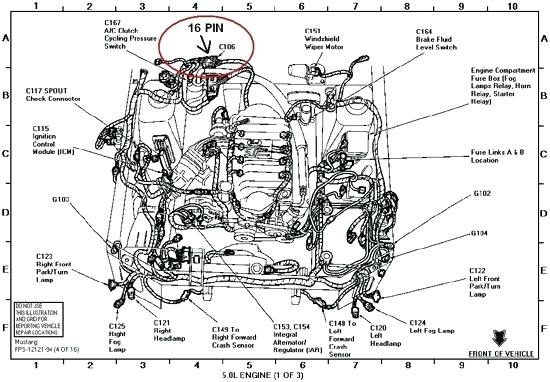 [OC_0730] Northstar 4 6 V8 Engine Diagram Download Diagram