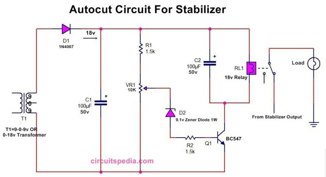 gl5939 sensor with relay circuit besides 12 volt power