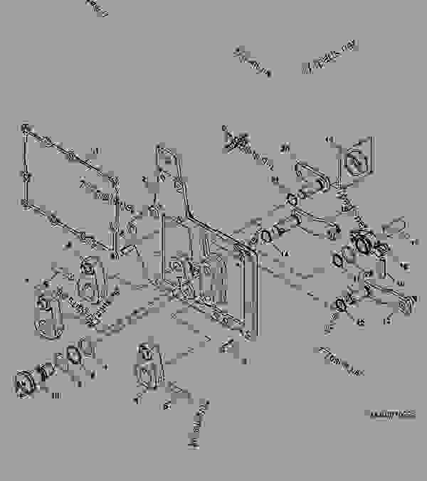 John Deere 100 Series Wiring Diagram / I Need A Wiring