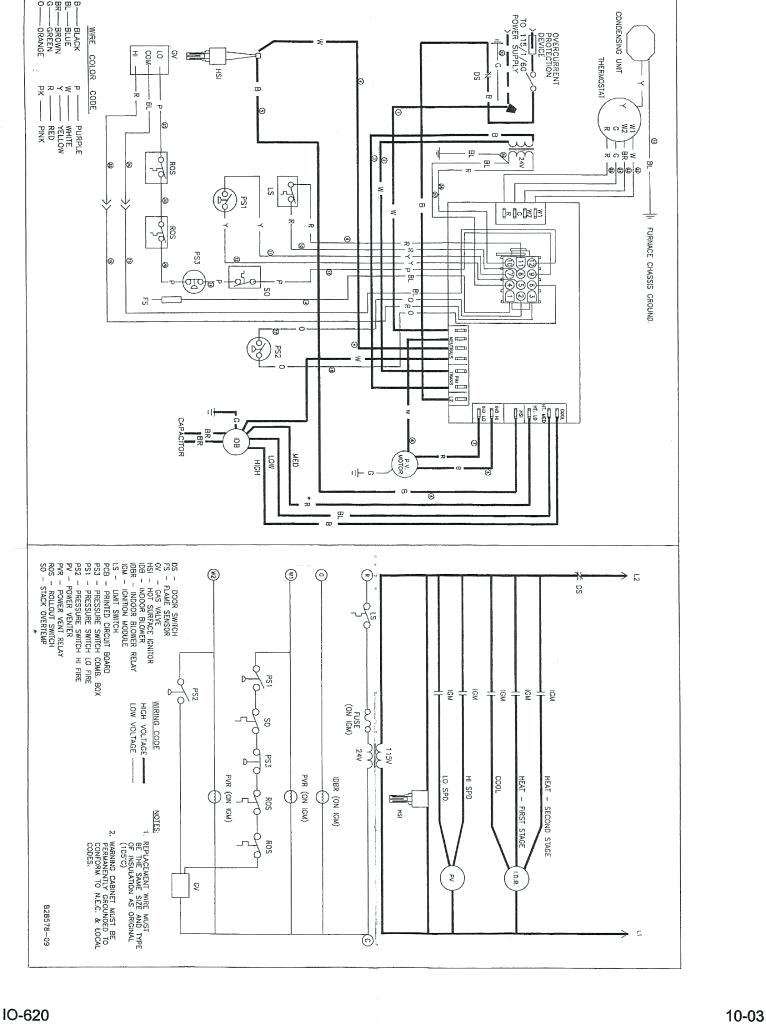 [BF_2384] Rheem Rete 13 Wiring Diagram Wiring Diagram