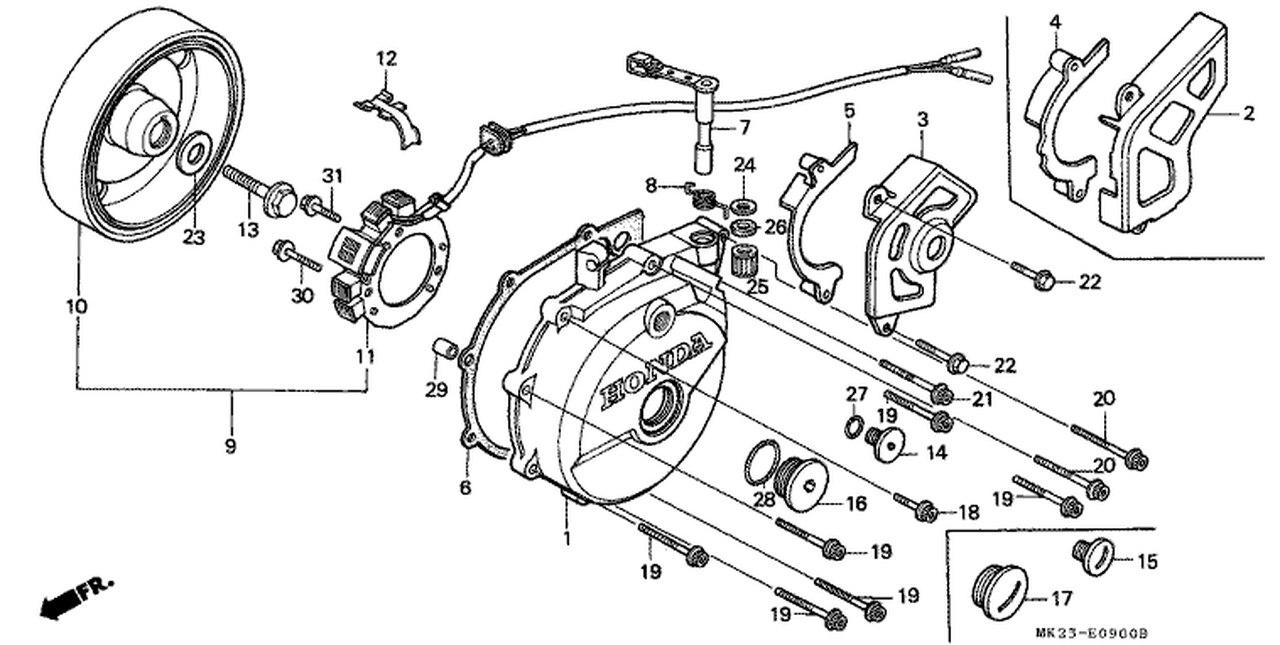 [DIAGRAM] 2000 Cr250r Wiring Diagram FULL Version HD