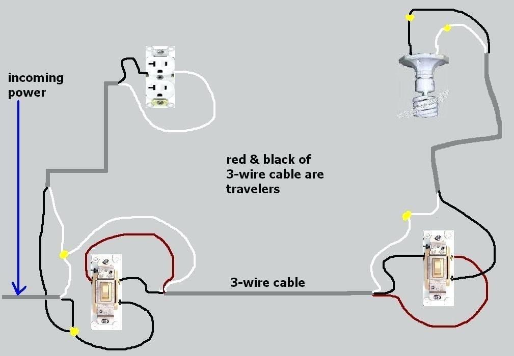 [LO_4284] Wiring Duplex Outlets Diagram Schematic Wiring