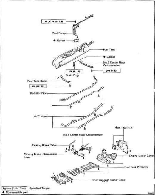 [WE_6497] 2005 Toyota Spyder Fuse Box Diagram Free Diagram