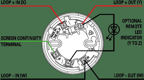 [CL_5108] Loop Detector Wiring Diagram Schematic Wiring