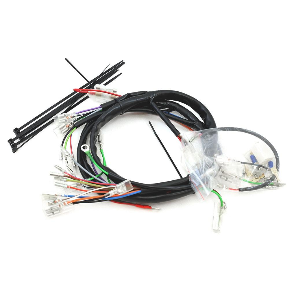 [VA_2456] Honda Sl350 Wiring Diagram Download Diagram