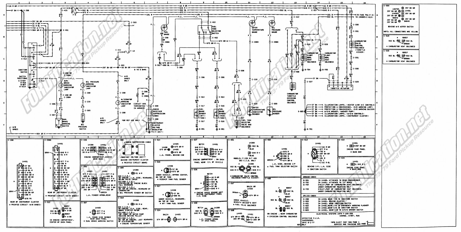 John Deere 4020 Fuel Gauge Wiring Diagram / John Deere