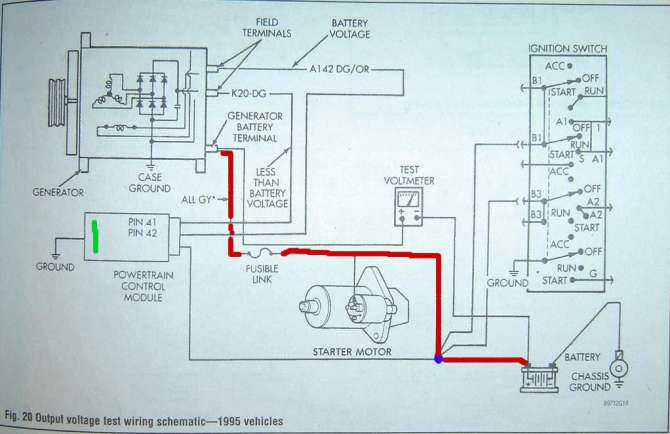 gs5450 99 dodge caravan wiring diagram firing download diagram