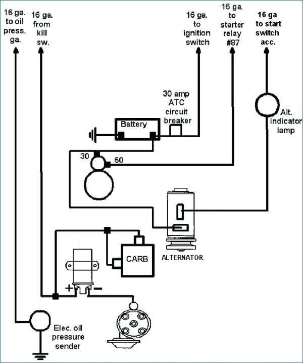 [BF_2483] Dune Buggy Engine Systems Schematics Wiring Diagram