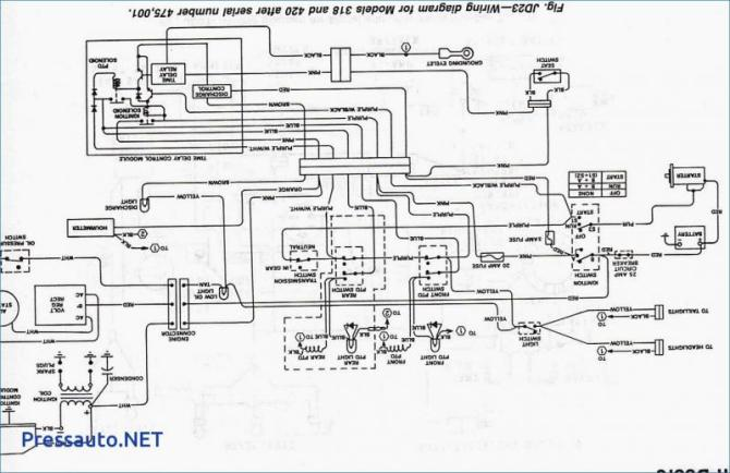 wiring diagram for john deere 214  jeep cj5 wiring