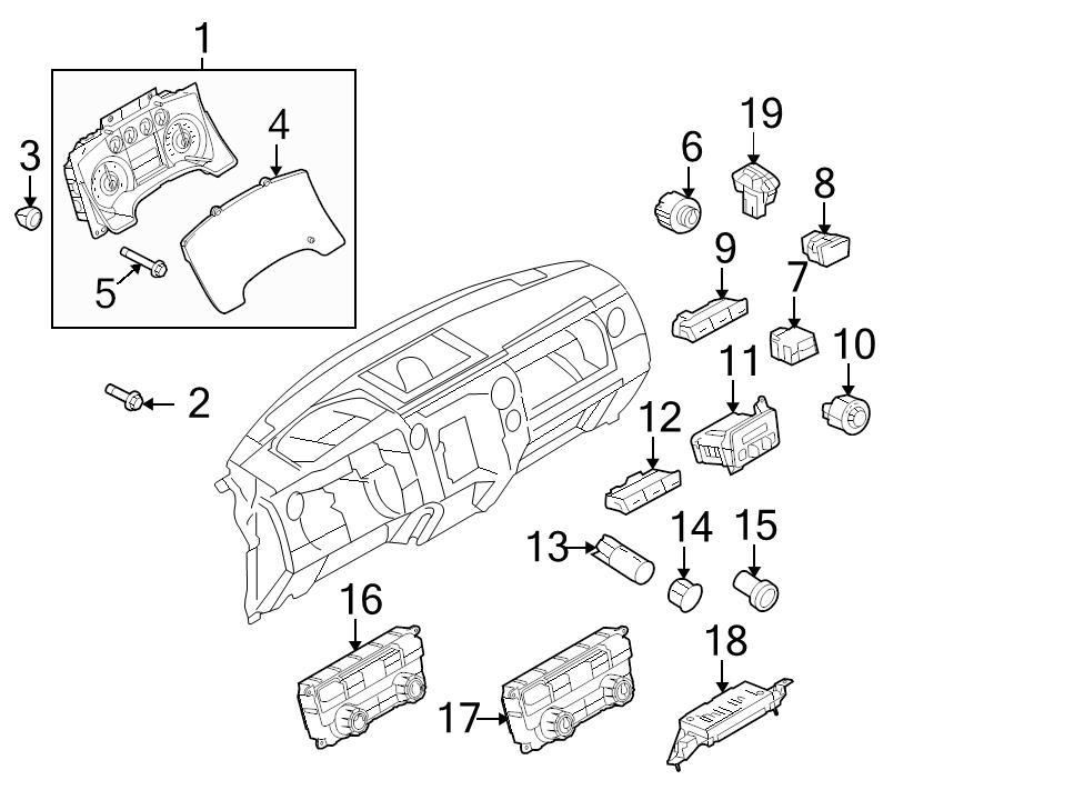 [XR_4827] 2009 Ford F150 Hvac Diagram Download Diagram