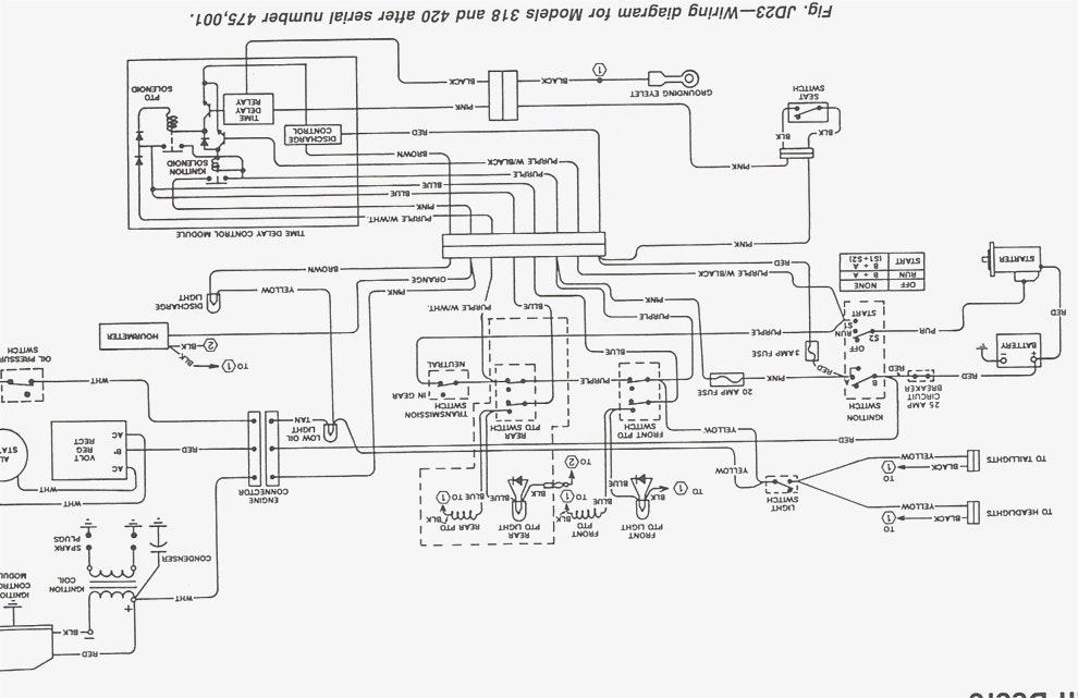 [ZD_0259] Lt160 John Deere Wiring Diagram Download Diagram