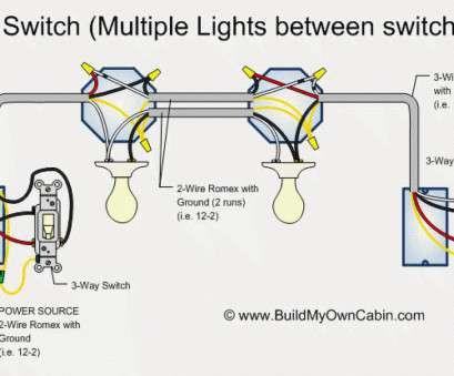 yd3870 3 way switch on 2 wire schematic wiring