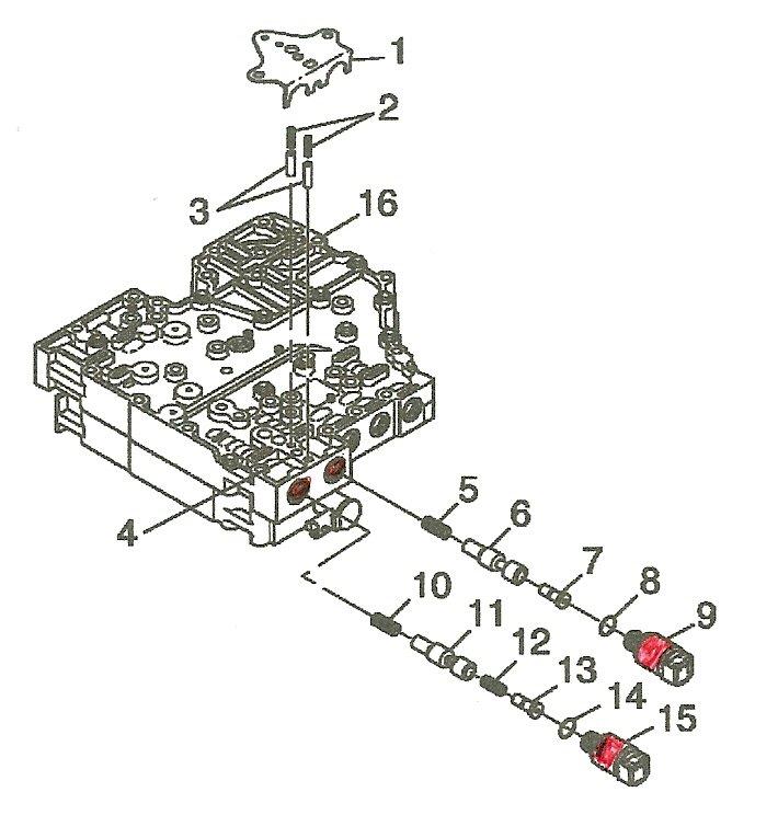 [DW_0872] For Allison 3000 Wiring Schematic Free Diagram