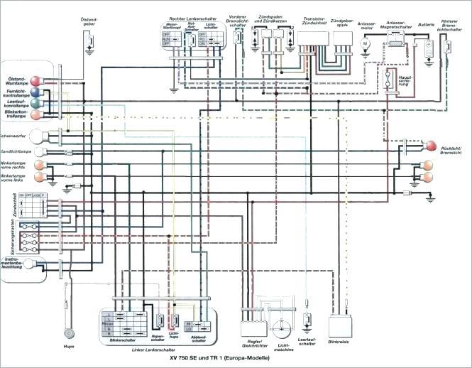 Yamaha Virago 535 Wiring Diagram : Diagram Subaru Xv