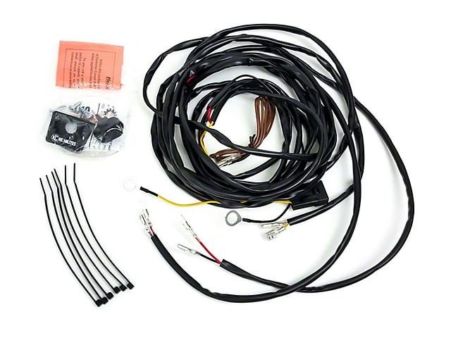 [EA_5958] Kc Daylighter Wiring Harness Wiring Diagram