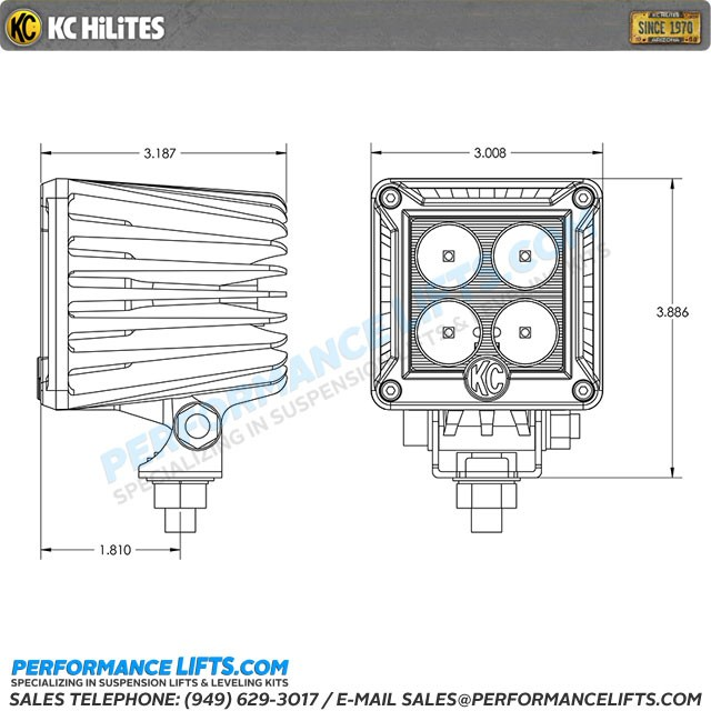 [EA_5958] Kc Daylighter Wiring Harness Wiring Diagram